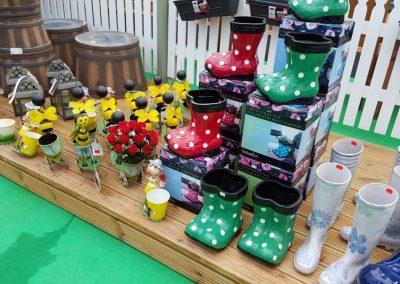 Garden Ornaments at embleys nurseries garden centre near preston and southport